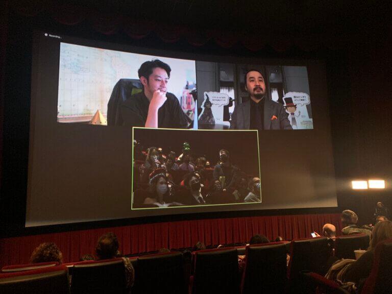 ハリウッドで絶賛!【アニメーション・イズ・フィルム・フェスティバル2021】で全米プレミア開催!